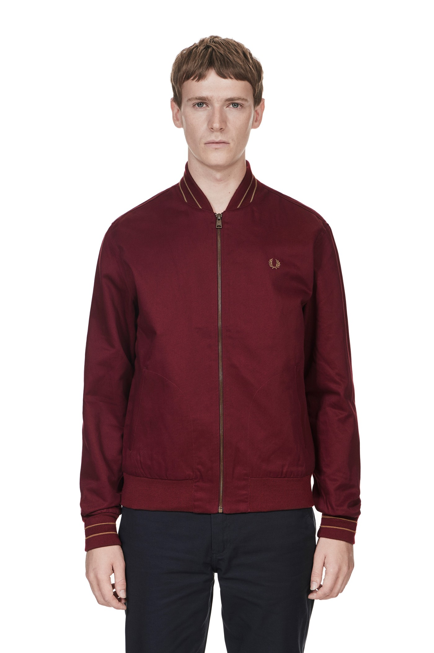 fred perry winter jacket the image kid has it. Black Bedroom Furniture Sets. Home Design Ideas